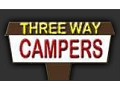 Three Way Campers - logo